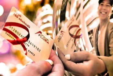 VDR se připojila k dárkovým kartám Atria Flora